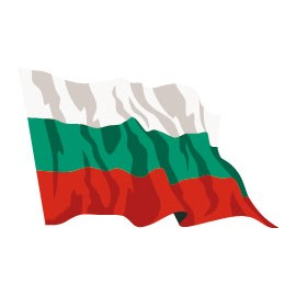 Bandiera Bulgaria