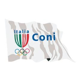 Bandiera CONI