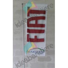 Bandiera Personalizzata Verticale