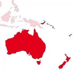 Bandiere Oceania